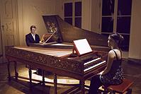Duo Grychtolik - Bach, Kunst der Fuge an zwei Cembali